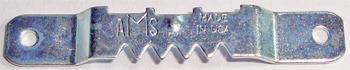 A1 - Zawieszka na gwoździki firmy AMS