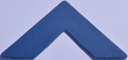 843 Oxford Blue Passe-Partout (paspartu) karton dekoracyjny Slater Harrison
