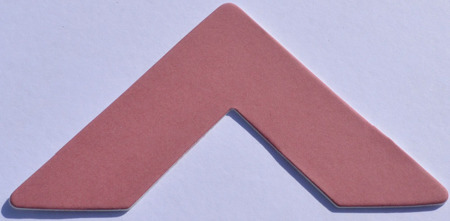855 Dusty Pink Passe-Partout (paspartu) karton dekoracyjny Slater Harrison