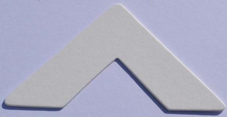 875 Soft White Passe-Partout (paspartu) karton dekoracyjny Slater Harrison