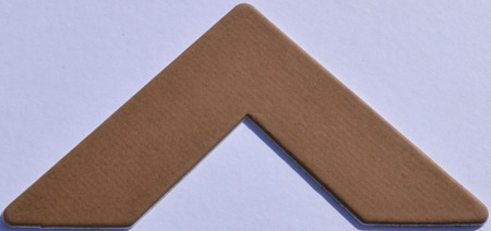916 Spice Brown Passe-Partout (paspartu) karton dekoracyjny Slater Harrison