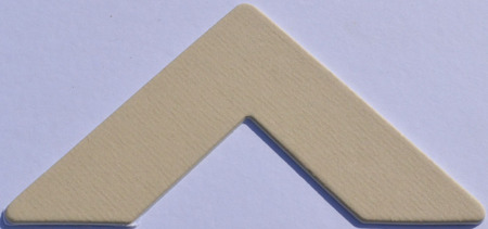 985 Sand Ingres Passe-Partout (paspartu) karton dekoracyjny Slater Harrison
