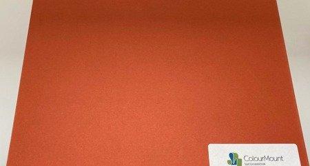 Arkusz Passe partout Colourmount 860 Burnt Orange (Spalony pomarańcz)