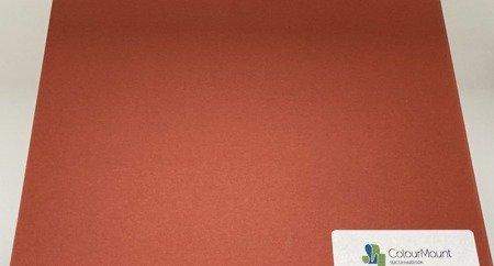 Colourmount 360 Burnt Orange (Spalony Pomarańcz) Passe-Partout (paspartu) karton dekoracyjny Slater Harrison