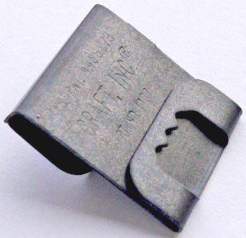 Zestaw 100 sztuk - C14 Zawieszka wsuwana firmy Craft USA