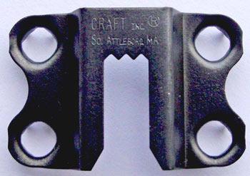 Zestaw 100 sztuk - C15 Zawieszka wciskana firmy Craft USA